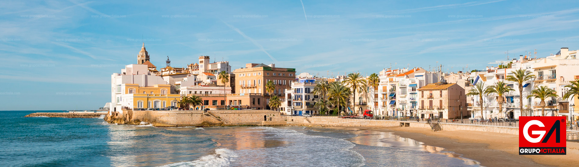 a Sitges | Barcelona (Cataluña)